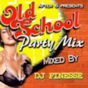 DJ Finesse - Old School Party Mix (Late 80s & Early 90s) by