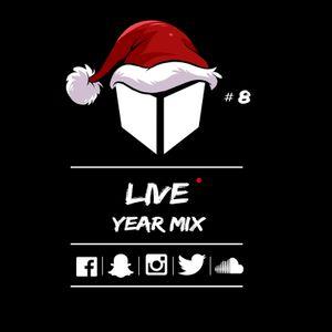 @Dropxofficial Live | Radio Show | #8 | YearMix 2017