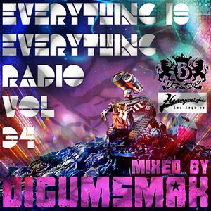 Everything Is Everything Radio Vol. 34 mixed by Digumsmak