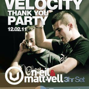 N-eil & Matt-vell jan 2011 mix