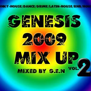 Genesis .... Mix Up Vol.2