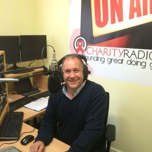 New Saturday Lunchtime Show on Charityradio.ie