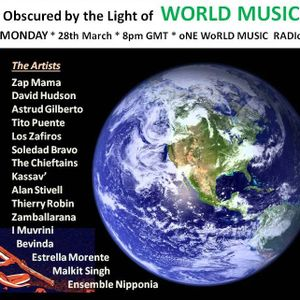 Obscured by the Light 27 of World Music