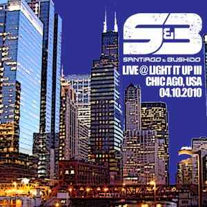 S&B Live @ Light it Up III - Chicago, IL 2010