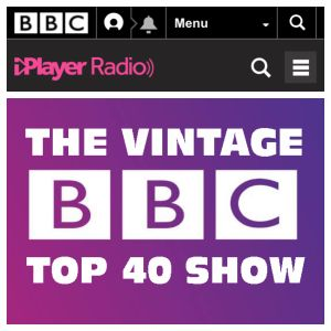 The BBC's Vintage Top 40 Show : 21/10/17 Hour 2 (1980 With Adrian Juste In For Shaun Tilley)