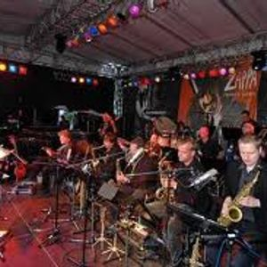 Modern Jazz from four exxciting German Big Bands