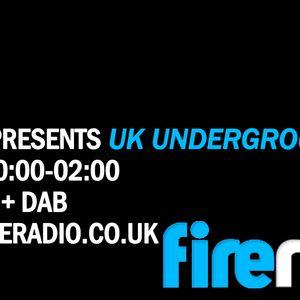 Davi C - Fire Radio Guestmix 27.0.7.12