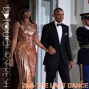 2016: THE LAST DANCE
