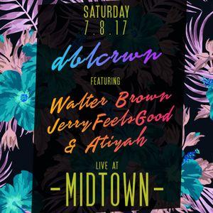 JFG @ MIDTOWN feat. Walter Brown 07-08-17