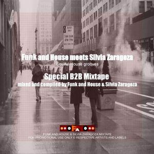 Funk and House meets Silvia Zaragoza - Special B2B Mixtape - Volume 49