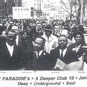 NYC's Dj Paradise Presents A Deeper Club Vol.19 pt 2 - Dr. Martin Luther King Tribute
