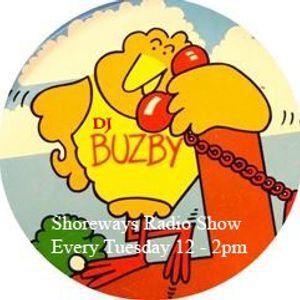The Buzby Soul Connection on Shoreways Radio with Karl DJ Buzby 22nd March 2016