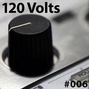 EBM Industrial Darkwave Post-Punk Goth 120 Volts #006