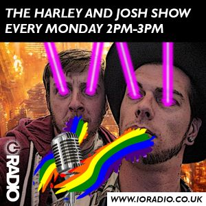 The Harley and Josh Show on IO Radio 200519