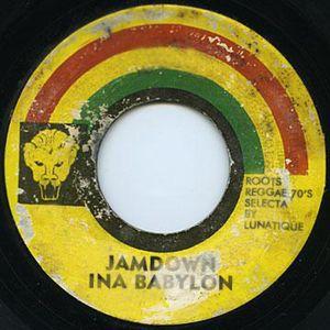 JamDown Ina Babylon (selecta)