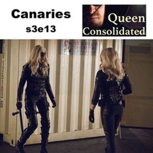 s3e13 Canaries