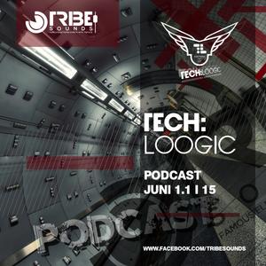 Tribe Sounds Techno • TECH LOOGIC ιllιlı • PODCAST JUNI 1.1• ιllιlı.mp3