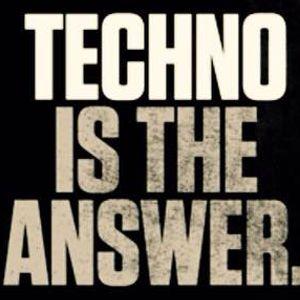 Mathieu Demers - Techno Mix 01 - 03/07/2016