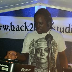 DJ Sam Archer on www.Back2funkstudio.com 24-5-15