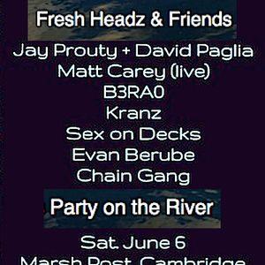 Fresh Headz BBQ Warmup Mix June'15