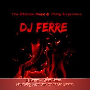 Dj Ferre - DiscoMania Radio Mix