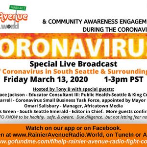 RAR Coronavirus Special 3 - Louise Chernin