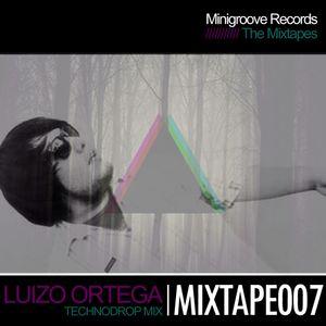 MGR MIXTAPE007 - Luizo Ortega - Technodrop Mix