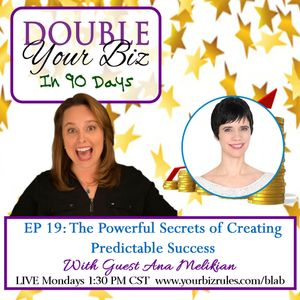 The Powerful Secrets of Creating Predictable Business Success