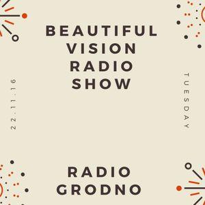 Yaroslav Chichin - Beautiful Vision Radio Show 22.11.16