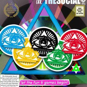 The Schizolympics Mix Live at The Social