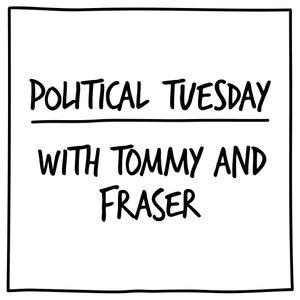 Political Tuesday | 22.08.2017 - Assoc. Prof. David Tripe + Adrienne Pierce