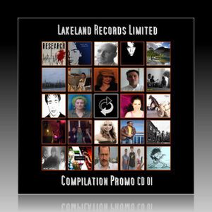 DJD UK GLOBAL MUSIC - Podcast.  Extracts from Lakeland Records Ltd - Compilation CD-01. Vol.1