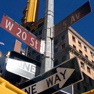Calles, Avenidas y Direcciones en NYC