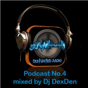 Distorted Podcast No.4 - The Love Mix - Mixed by DJ DexDen
