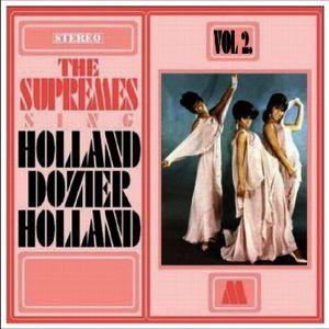 Sing Holland-Dozier-Holland (Vol. 2)