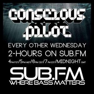 SUB FM - Conscious Pilot - August 23, 2017