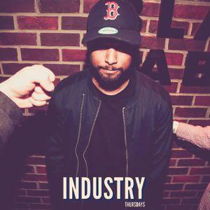 Industry Thursdays Live Set 6.10.16