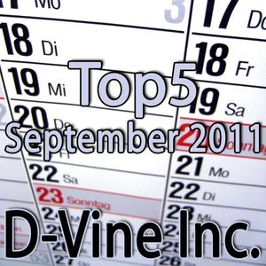 D-Vine Inc. - Top5 | September 2011