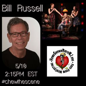 Broadway's Bill Russell talks about new musical Unexpected Joy 5-10-18