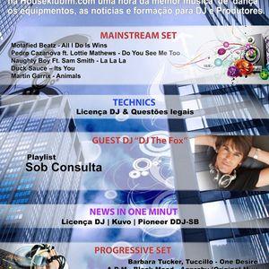 DJ SoundZ Radio Show 002