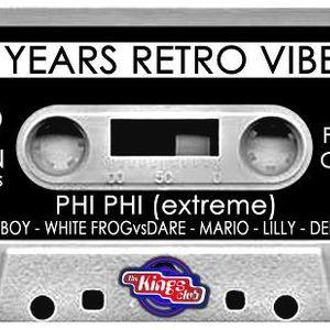 dj PhiPhi @ The Kings Club - Retro Vibes 19-01-2013