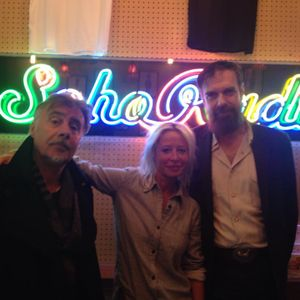 Soho Garage with Wendy James (14/05/2015)