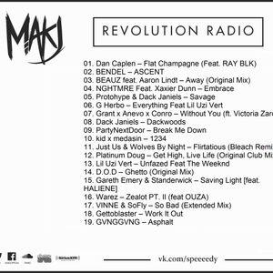 MAKJ – Revolution Radio 227