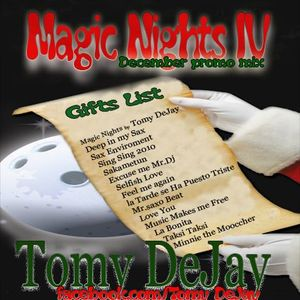 Magic Nights IV(december promo mix)