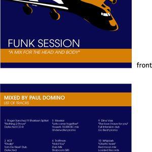 Paul Domino Pres ... Funk Sessions Vol.1