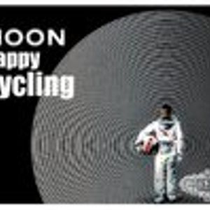 Happy Cycling// Moon > Mixed by PoshZeroOne