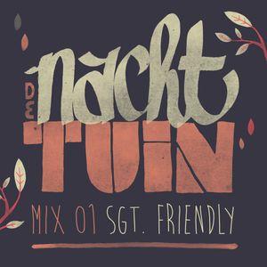 DE NACHTTUIN // mix 01 // SGT. FRIENDLY