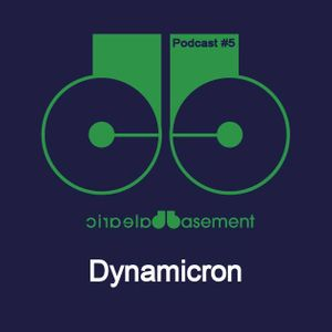 Balearic Basement PODCAST #5 With DYNAMICRON