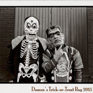 Damon's Trick-or-Treat Bag 2015