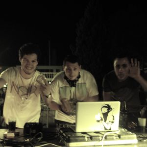 "Ermo, Mastatrack & Reiva (Side Project Crew) @ Fête de la musique 2012, ""Burning Valence Set"""